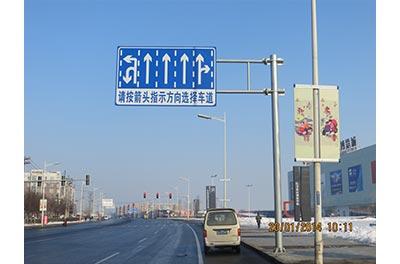 哈尔滨标志杆报价「圣泽丰供应」