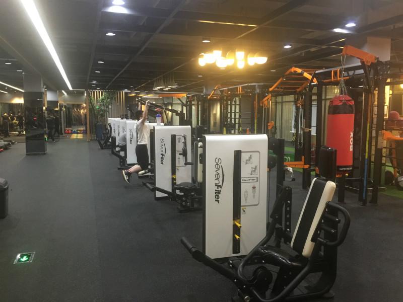 健身房设备,健身房设备