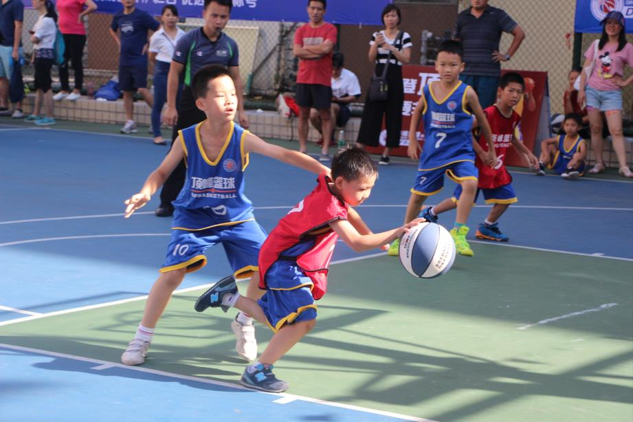 东莞儿童篮球培训好,篮球培训