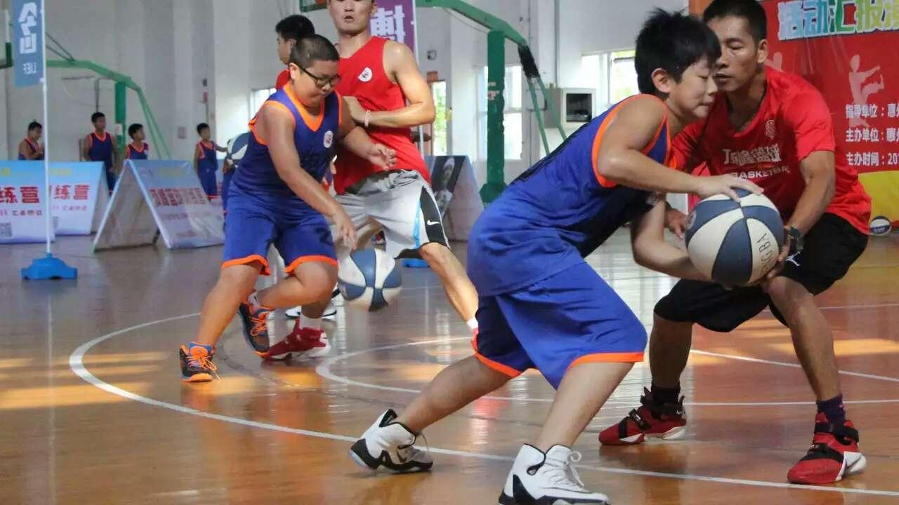 南山区篮球培训好 值得信赖「顶峰供应」