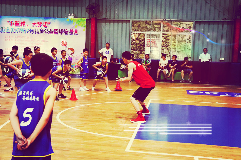 福田区青少年篮球培训等你来,篮球培训