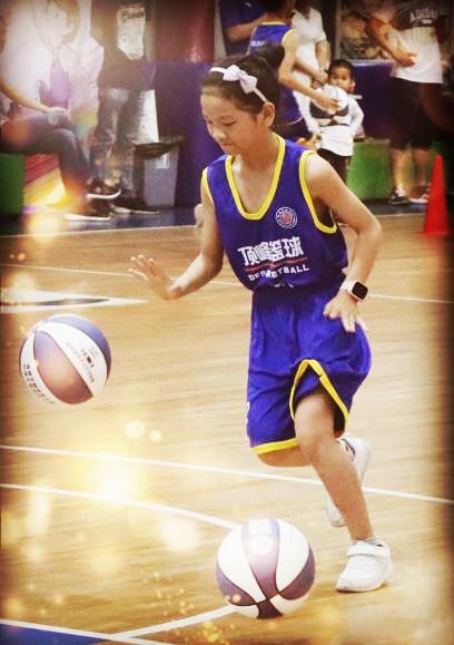 深圳儿童篮球培训超赞,篮球培训