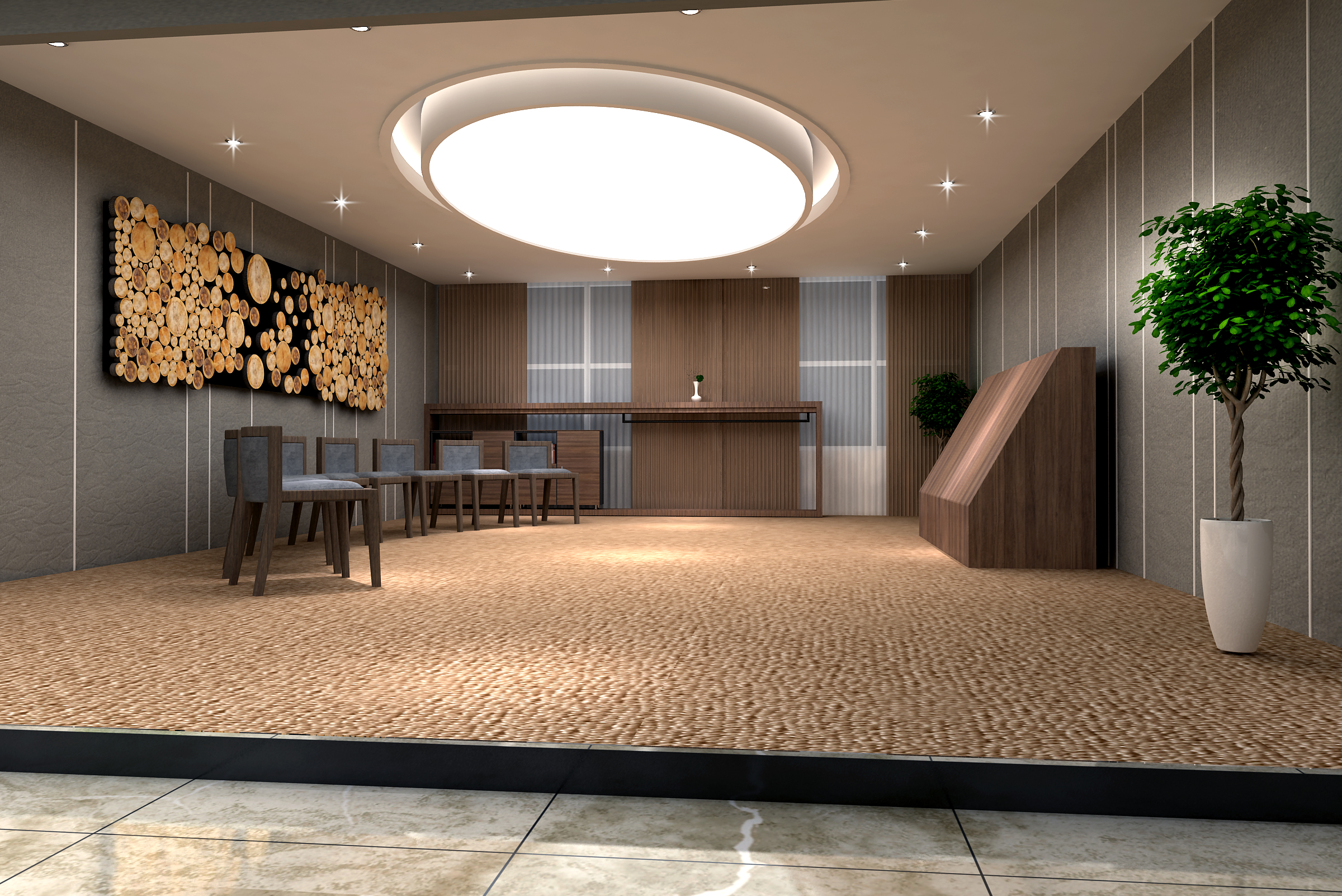 廊坊口碑好展厅设计装修 创新服务「亚森供应」