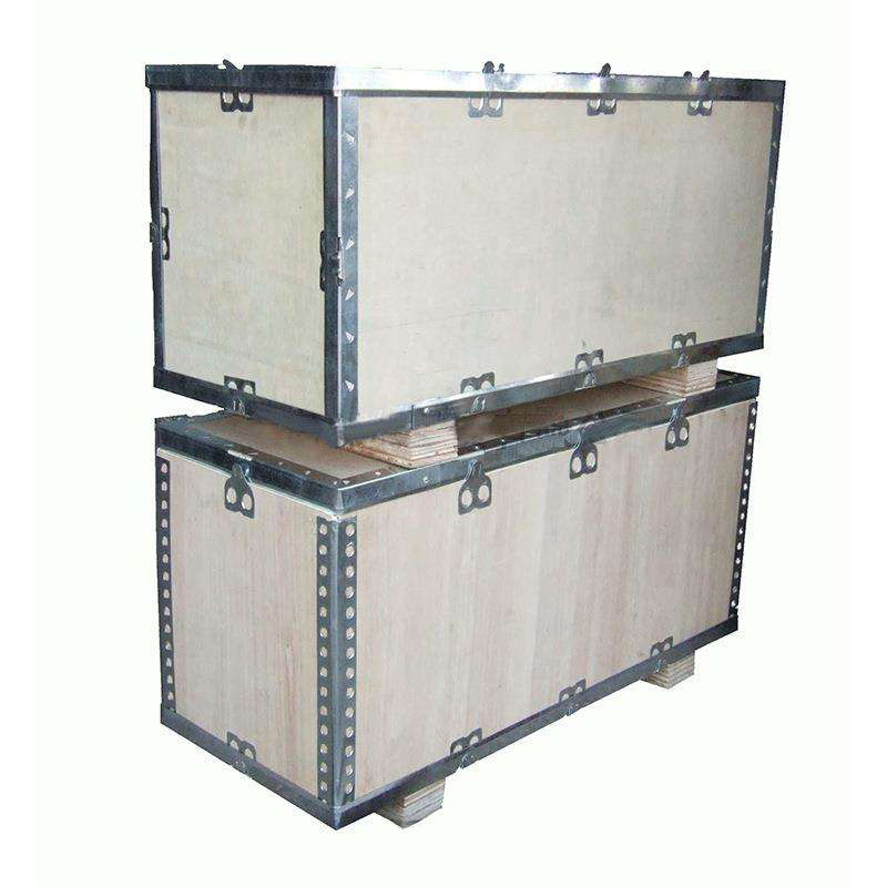 杭州供应钢带箱规格「沪舟供应」