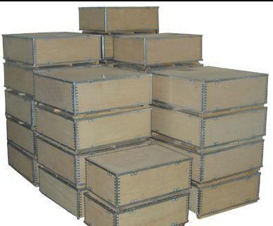 上海销售钢带箱「沪舟供应」