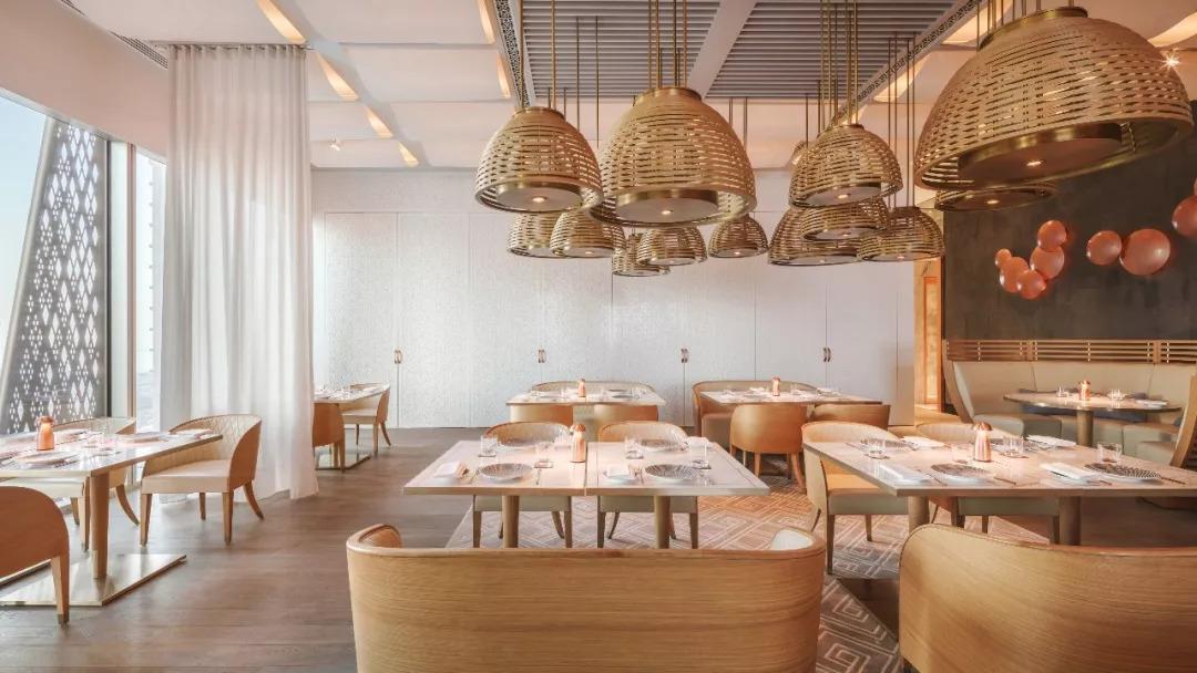 深圳茶餐厅设计平面图,餐厅设计