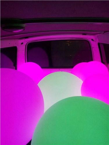LED发光球-LED发光球租赁价格-鑫琦供