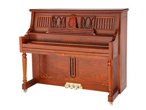 教学复古式钢琴
