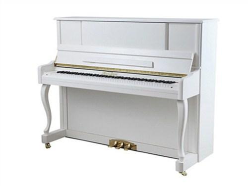 亮光复古式钢琴