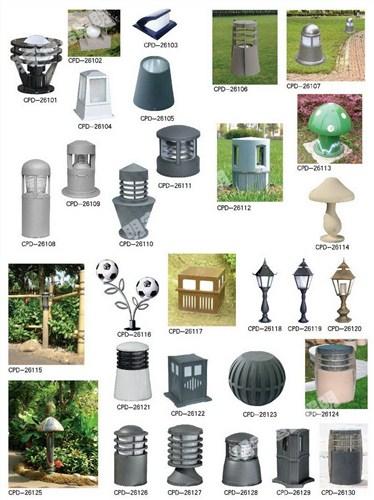 福建草坪灯厂家
