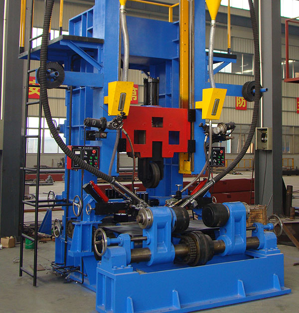 靠谱组焊矫一体机推荐厂家 华恒供应