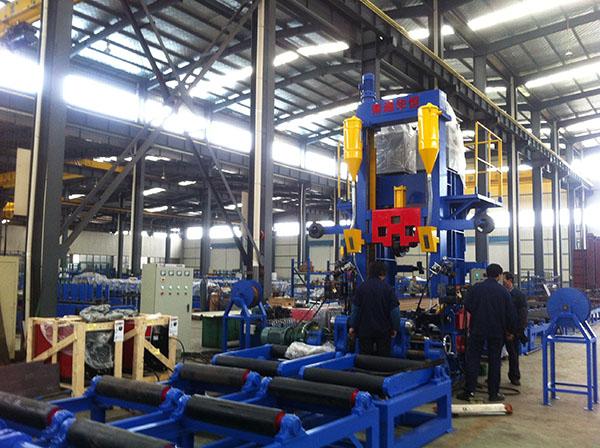 江苏正品组焊矫一体机便宜 华恒供应