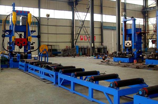 组焊矫一体机厂家供应 华恒供应