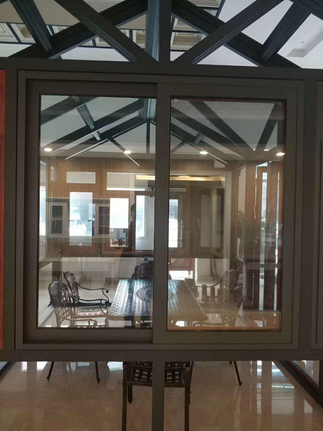 浙江优质105断桥 三轨推拉窗可量尺定做,105断桥 三轨推拉窗