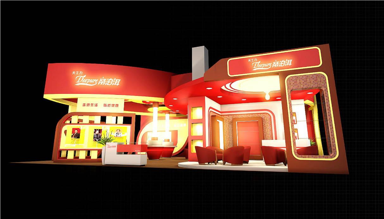 深圳展台设计1分快3商有哪些,展台设计