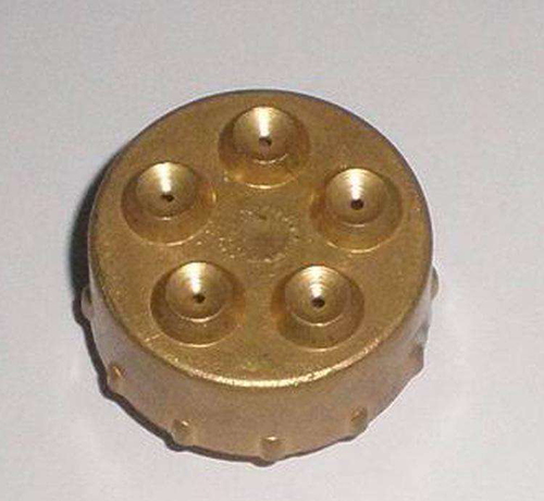 矿用铜喷头全国发货「泰达通防供应」