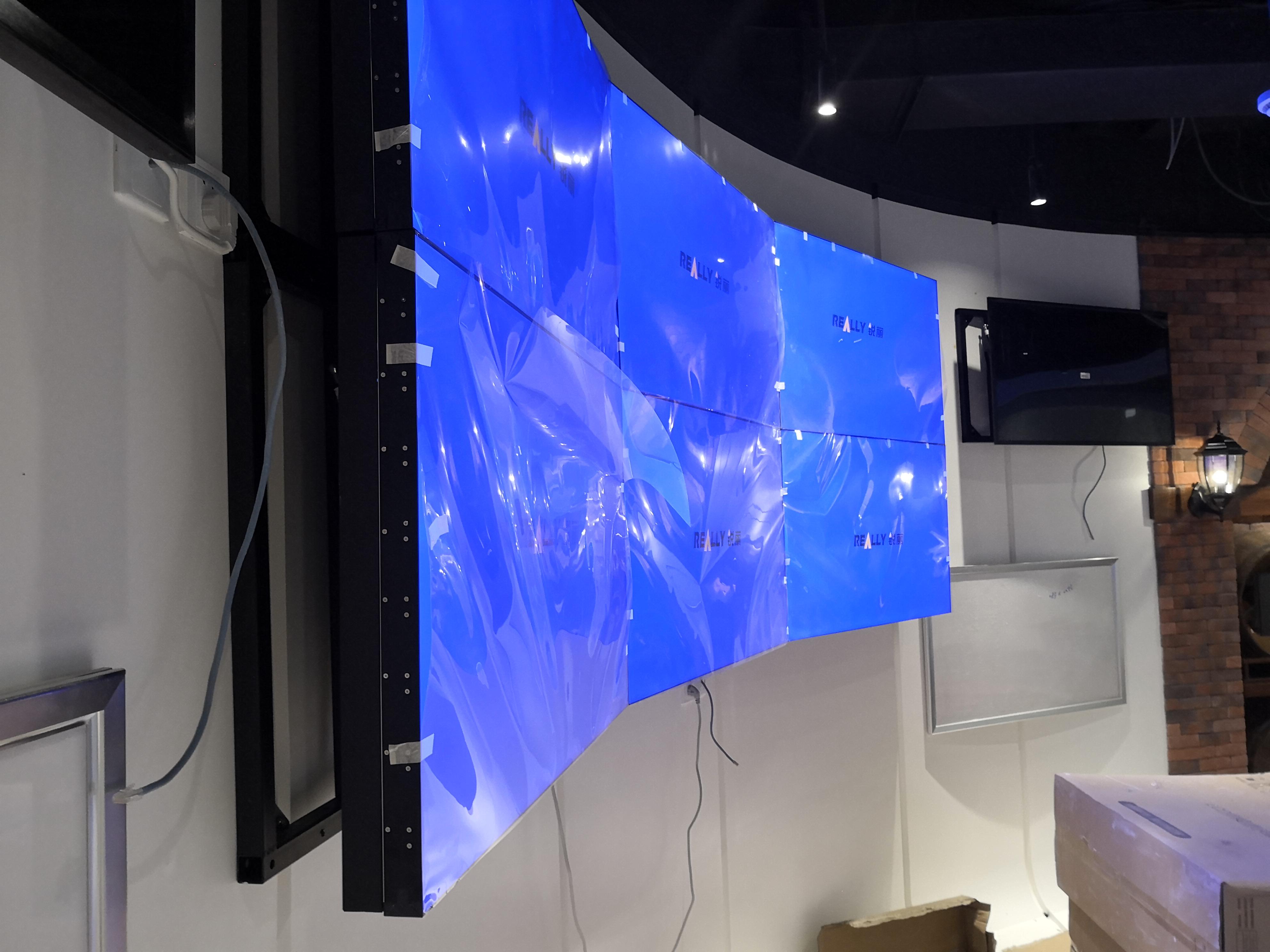 中国中国澳门液晶拼接屏推荐厂家,液晶拼接屏