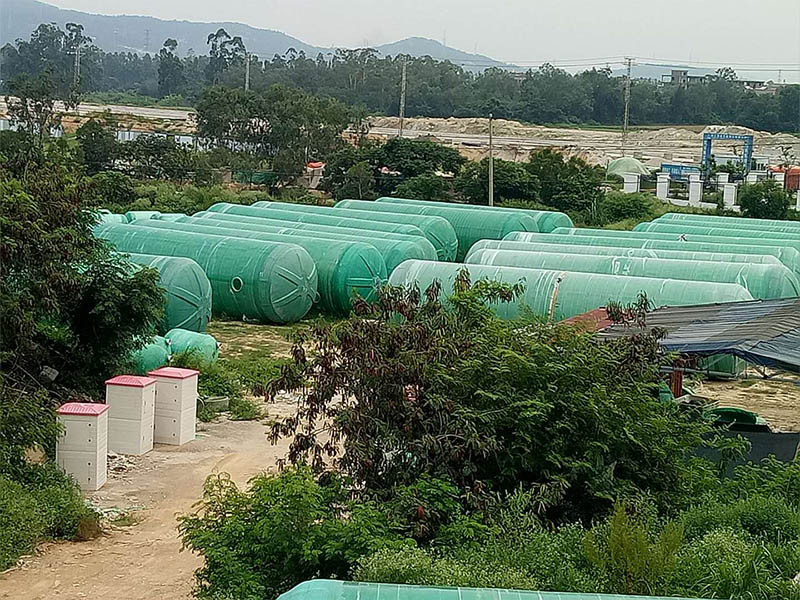 南安玻璃鋼化糞池廠家直銷,玻璃鋼化糞池