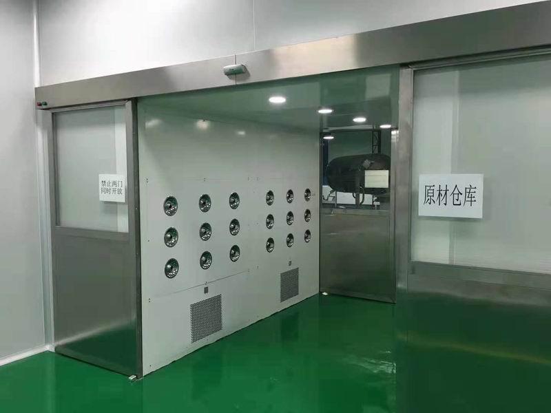 漳州净化风淋室厂家价格,风淋室