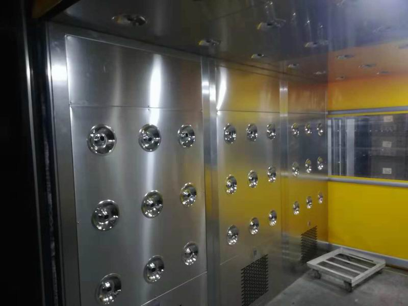 漳州自动感应门风淋室多少钱,风淋室