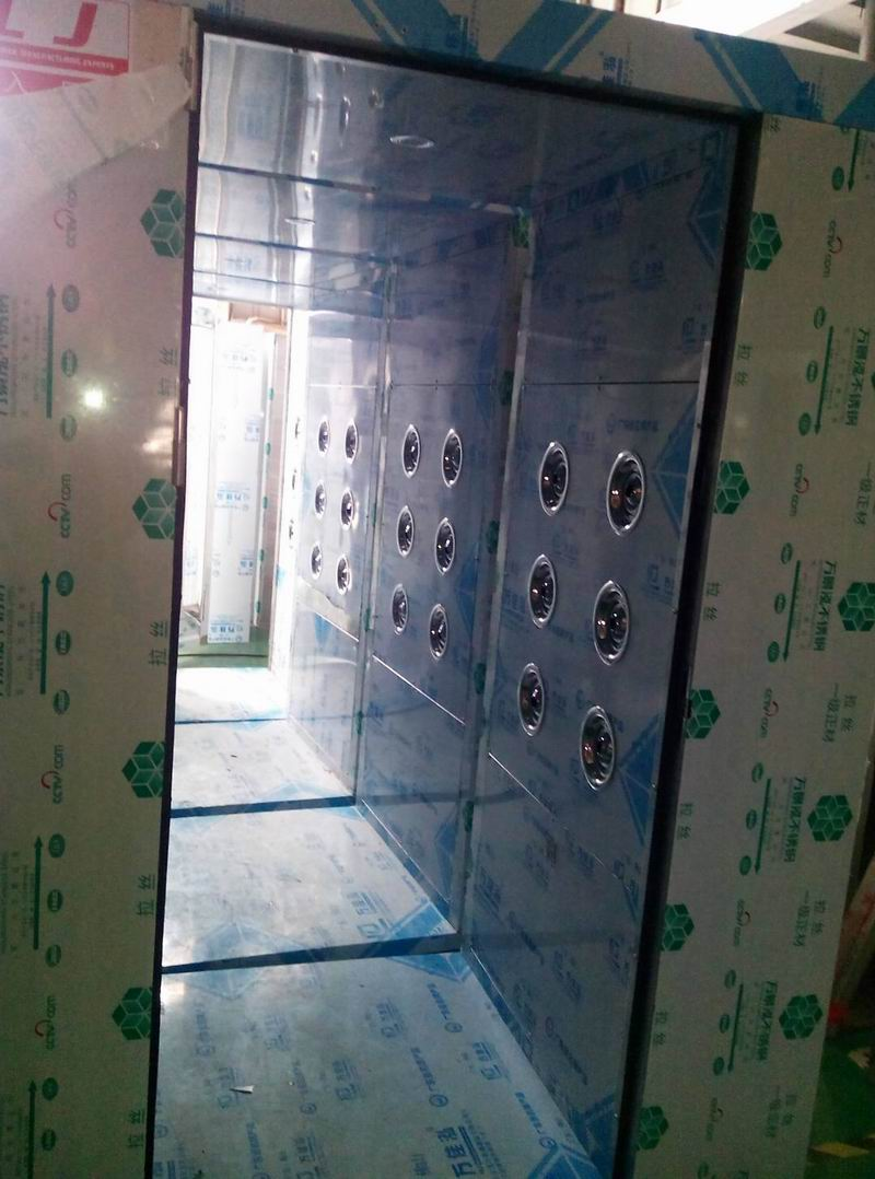 厦门PVC自动感应门风淋室「洁超供应」
