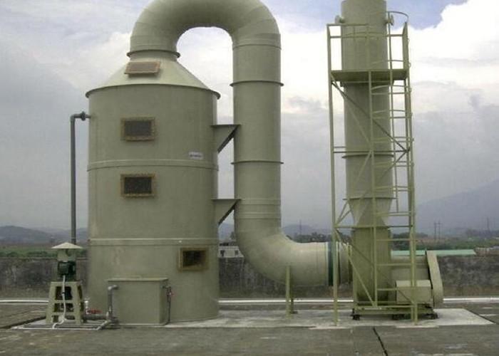 福建喷淋塔生产,喷淋塔