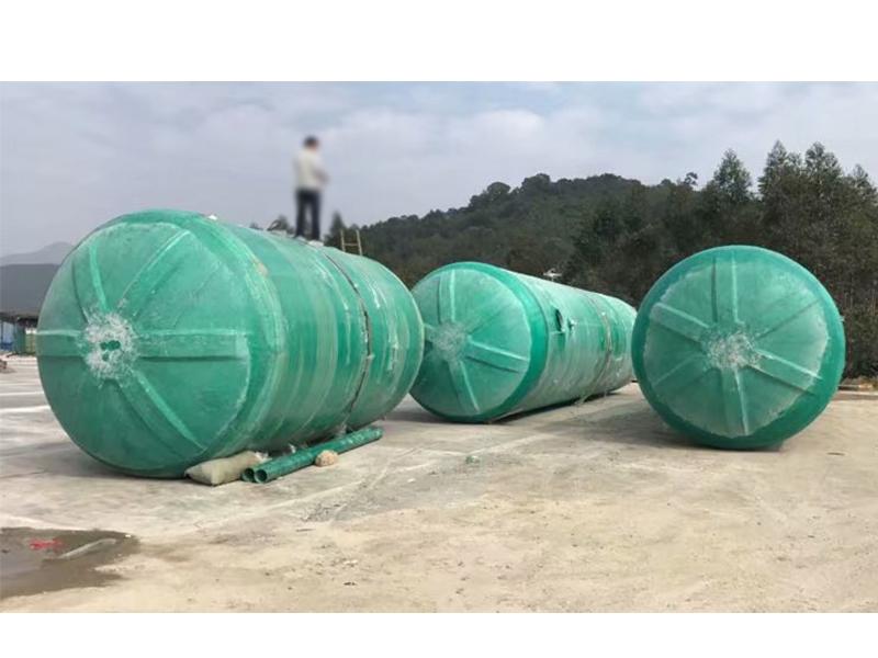 莆田环保型玻璃钢蓄水池供应 欢迎咨询「松华供」