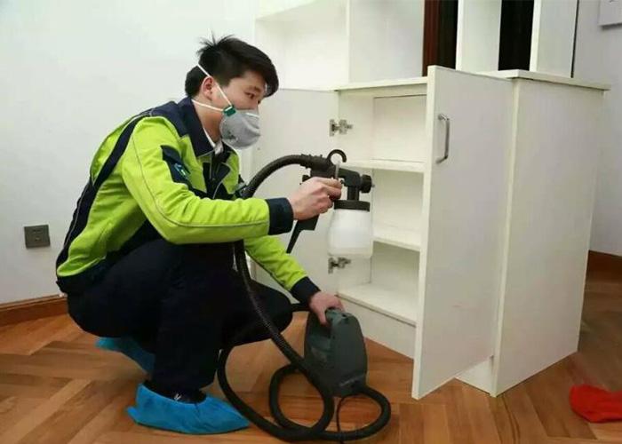 鄭州檢測甲醛 諧藍環保供應