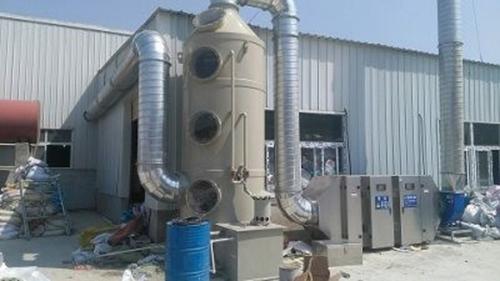常熟污水池废气处理的行业须知,废气处理