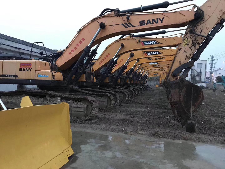 浙江原装三一二手挖掘机价格,三一二手挖掘机