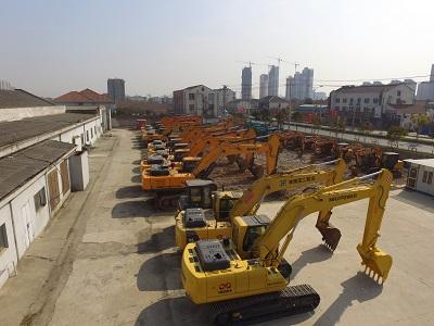 上海专业徐工挖掘机价格行情,徐工挖掘机