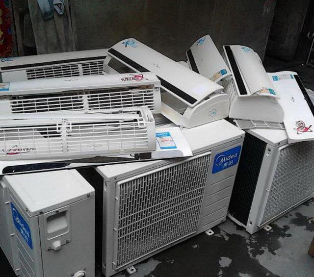 福鼎二手空调回收厂家地址,空调回收