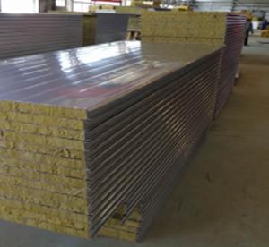 岩棉夹芯板供应商,岩棉夹芯板