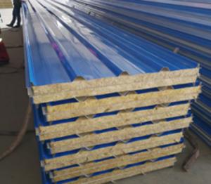 直销岩棉夹芯板生产基地,岩棉夹芯板