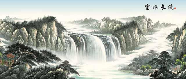 晋城长城全瓷壁画多少钱一平方 艺林瓷砖壁画供应