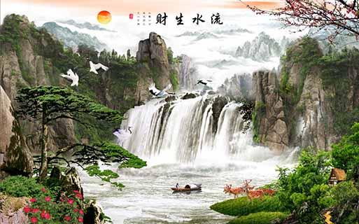 青岛陶瓷壁画批发 艺林瓷砖壁画供应