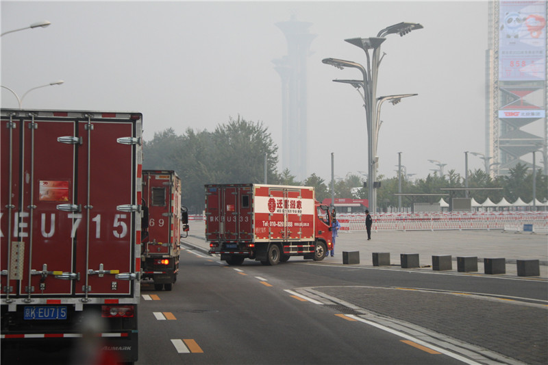亦庄西区搬家公司 北京迁喜搬家供应