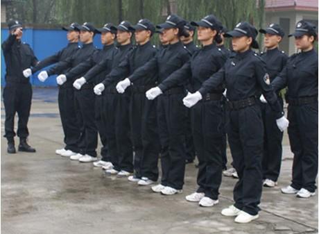 吴桥保安培训学院,保安