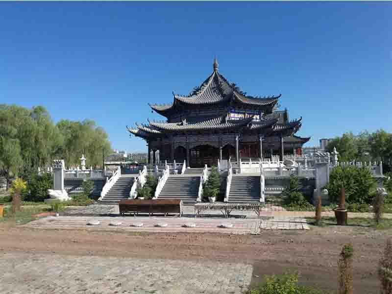 崇武寺庙古建定制 泉州鼎尚石业供应