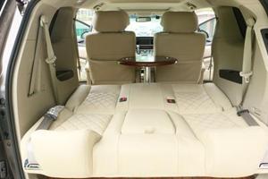 福建GL8第三排沙发床价格「上海上美汽车用品供应」