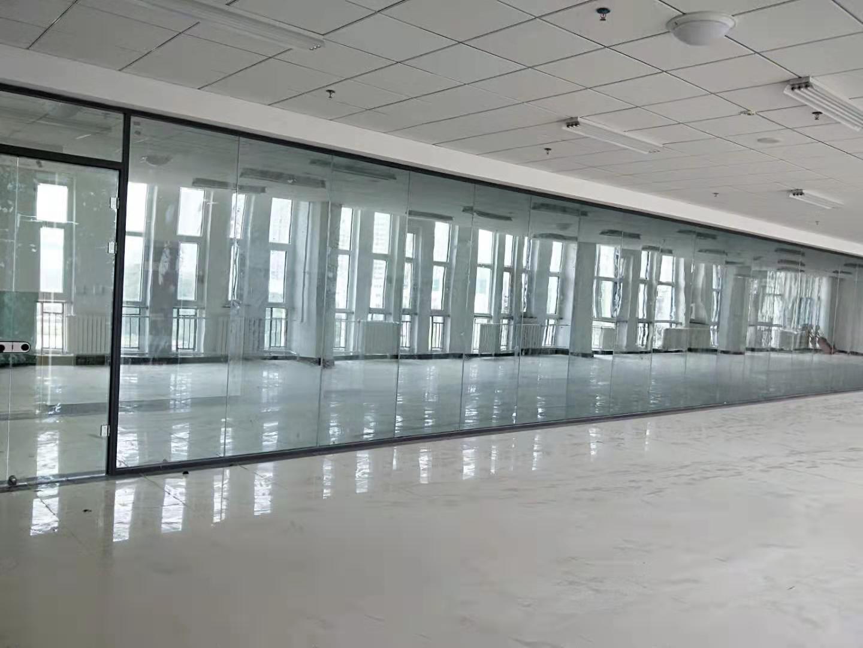 新疆办公玻璃高隔厂家 贴心服务 兰州策祥装饰材料供应