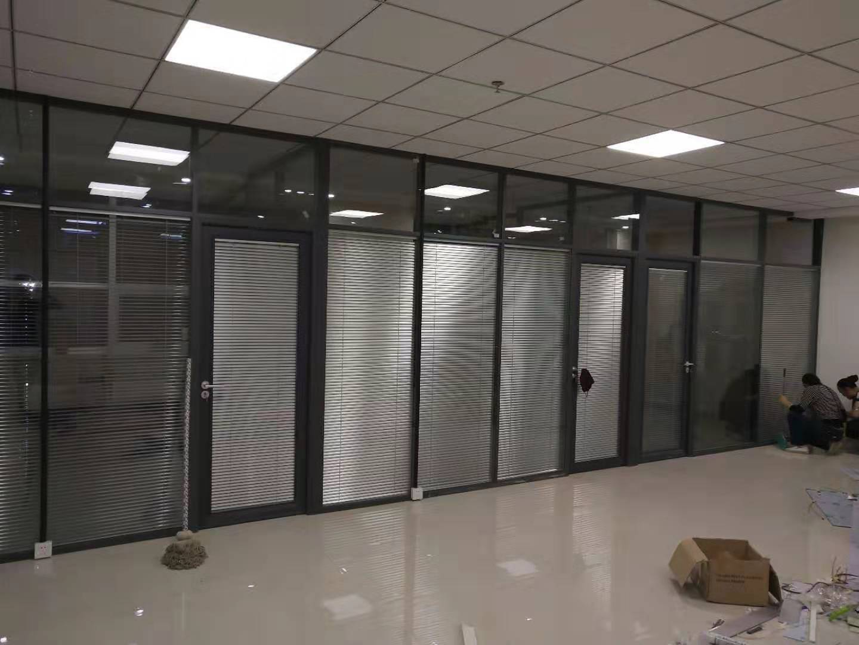 重庆办公室隔断墙