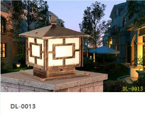 上海柱头灯多少钱,柱头灯