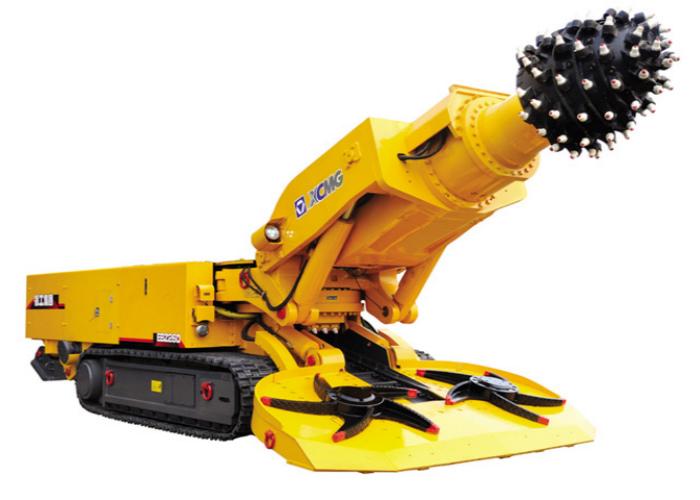 贵州ebz160掘进机多少钱一台 贵州础润机械设备供应