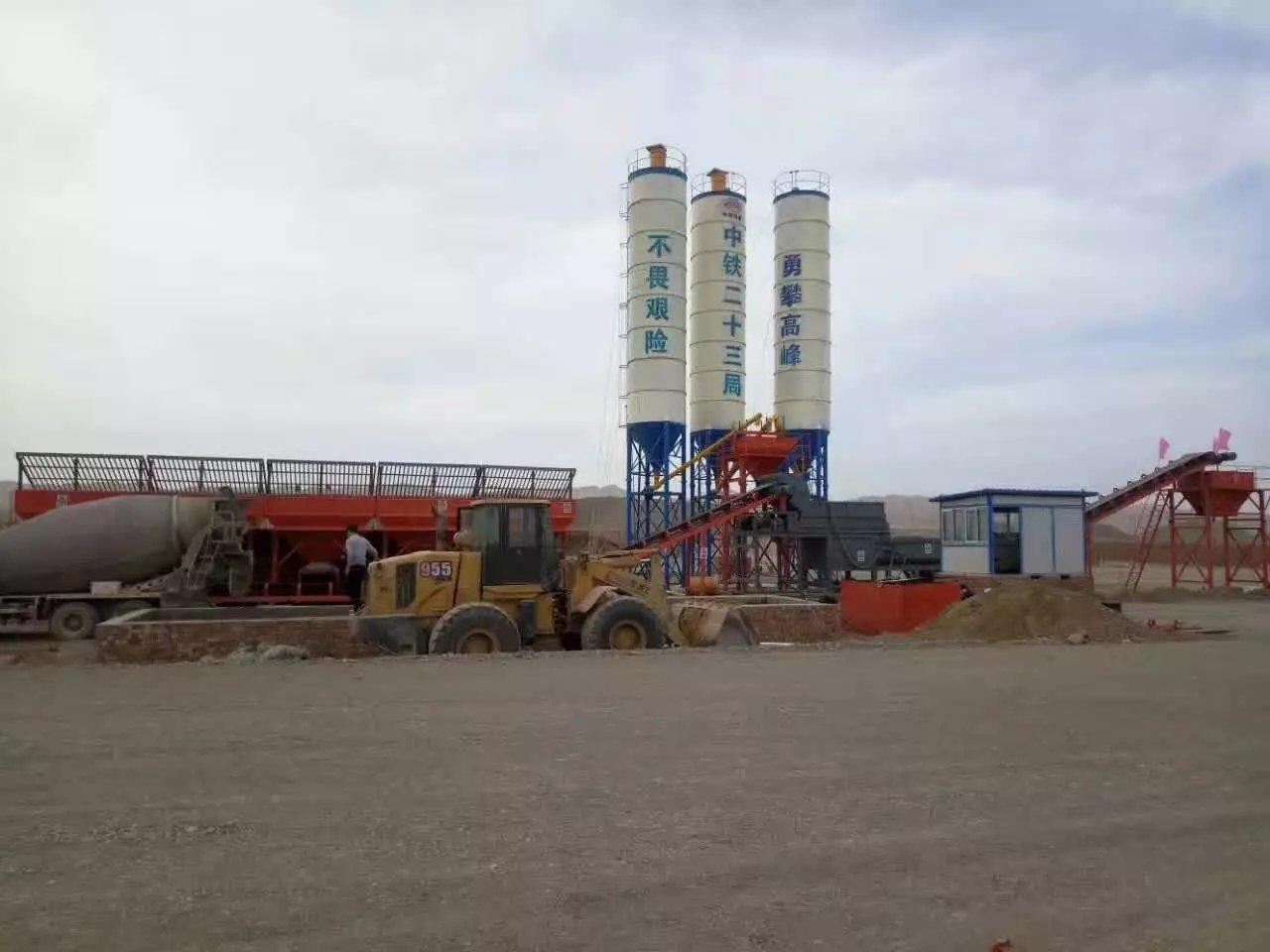 新疆乌鲁木齐搅拌站制造厂家,搅拌站
