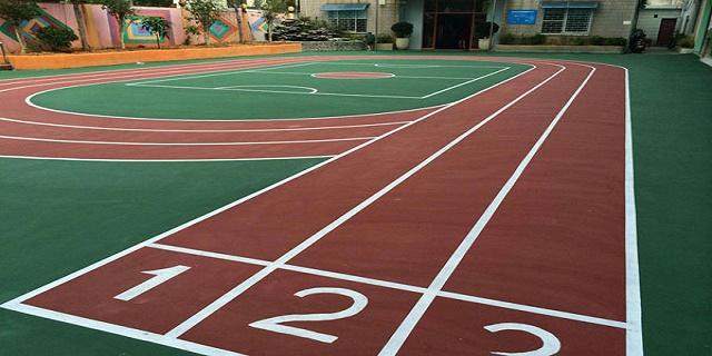 吉林丙烯酸球场销售厂家 湖北帝冠体育设施供应