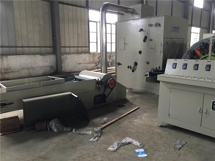 四川梳理机自动流水线价格 通州区二甲镇正恒机械供应