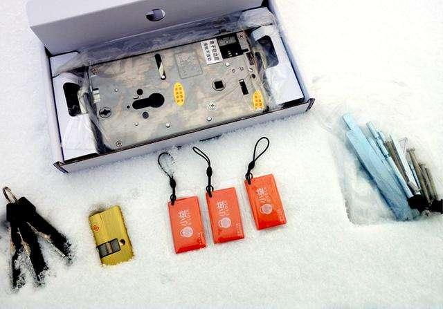 灞桥区专业电子锁上门安装,电子锁