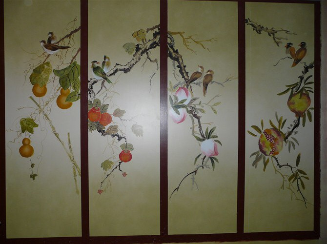 Guizhou Ecological Mural Company Information Recommendation Henan Wencai Decoration Engineering Supply