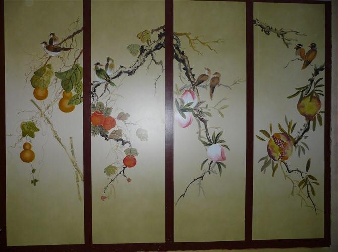 鹤壁酒店配画公司 信息推荐 河南文彩装饰工程供应